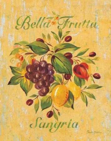 Sangria par Gladding, PAMELA – Fine Art Print Disponible sur papier et toile, Toile, SMALL (13 x 16.5 Inches )