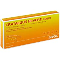 Crataegus Hevert injekt Ampullen 10 stk preisvergleich bei billige-tabletten.eu