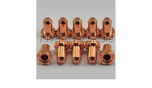9-6001 Plasma Tips Drog Thermal Dynamics PCH M-28 PCH-26 PCH M-35 PCH M-40 10PK