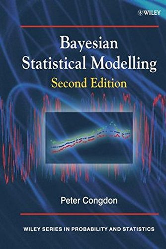 Bayesian Statistical Modelling (Wiley Series in Probability and Statistics)