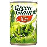 Green Giant Fagioli Grean (411g) (Confezione da 6)