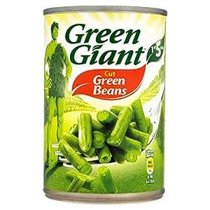 Green Giant Fagioli Grean (411g) (Confezione da 2)