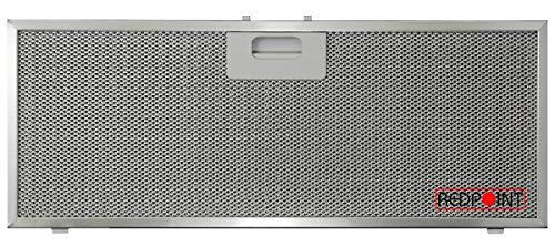 Filter Aluminium für Abzugshauben ELICA mm.458 x 177 x 9