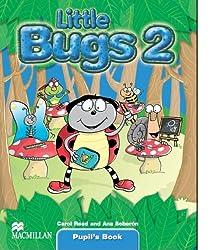 Little Bugs: Level 2: Pupil's Book