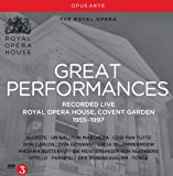 Great Performances Box Set [Opus Arte: OACD9024D]