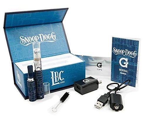 Grenco Science - Snoop Dogg G Pen Herbal Vaporizer Lila! WOW einfach wunderbar! Kräuter-Verdampfer! snoop Dogg