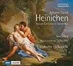Cantates Italiennes et Concertos