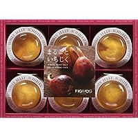 Okayama Prefecture higos gelatina de miel 6 piezas