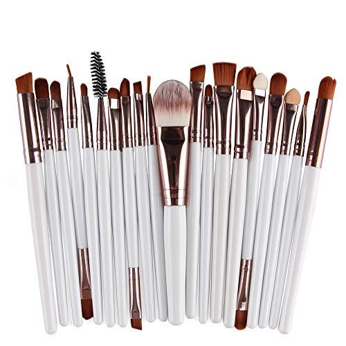 GHC Set Pinceles Maquillaje Pincel Maquillaje Profesional