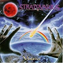 Visions by Stratovarius (2001) Audio CD