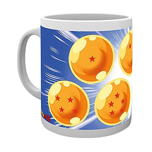 GB Eye Dragon Balles Mug Dragon Ball z, Multicolore