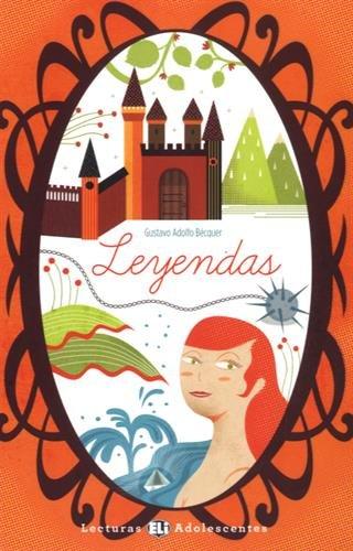 Leyendas + CD por Gustavo Adolfo Becquer