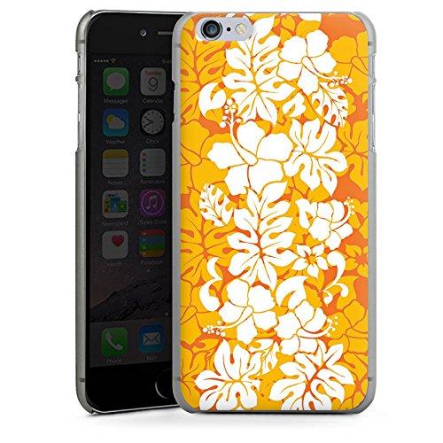 Apple iPhone X Silikon Hülle Case Schutzhülle Ornament Muster Flower Hard Case anthrazit-klar