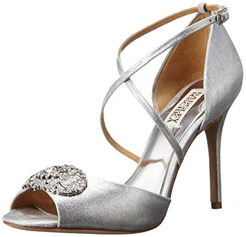 badgley-mischka-zapatos-de-vestir-para-mujer-color-plateado-talla-38