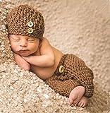 ximkee nette bebé recién nacido bebé de diseño de ganchillo Beit Disfraz de fotografía Foto Props 0-6meses