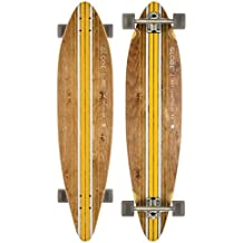 Globe Longboard GLB-Pinner Complete - Longboard, color (brown/yellow) (brown/yellow), talla FULL
