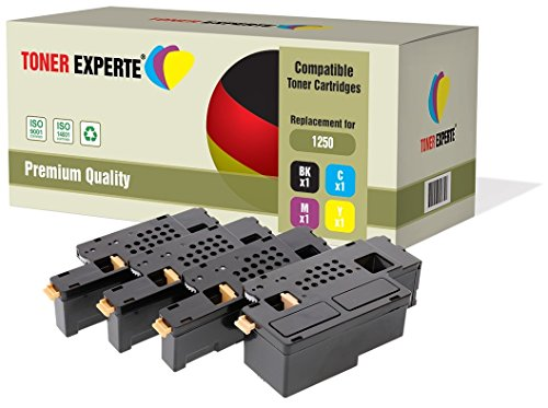 set-of-4-toner-experter-compatible-premium-toner-cartridges-for-dell-1250c-1350cn-1350cnw-1355cn-135