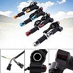 Tamburo-acceleratore-per-Bici-elettrica-Torsione-12V-24V-36V-48V-60v-72v-Scooter-Elettrico-Bici-Twist-Grip-Throttle-con-Display-LED-Maniglia-Schermo-per-Bici-elettrica