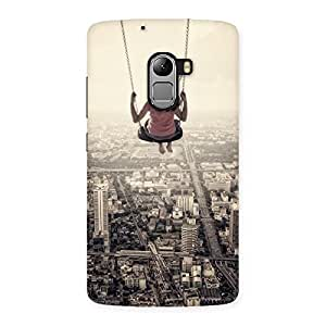 Neo World Top Of The World Back Case Cover for Lenovo K4 Note
