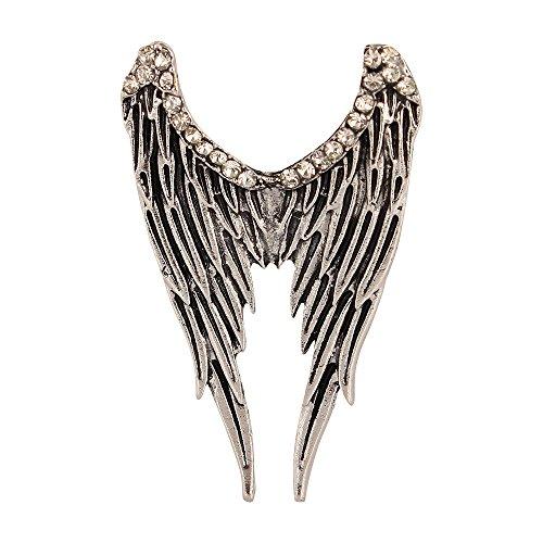 Sorella'z Vintage Antique Angel Wings Adjustable Ring for Women's
