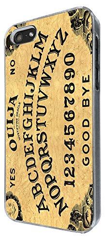 789 - ouija board Print Design iphone 4 4S Coque Fashion Trend Case Coque Protection Cover plastique et métal