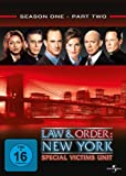 Law & Order: New York - Special Victims, Season One, Part Two [3 DVDs]