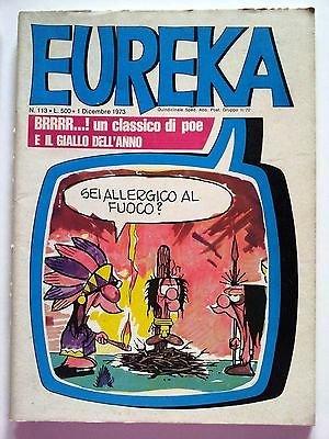Eureka n.113 1973 Andy Capp, Sturmtruppe, Stan Lee ed. Corno FU05
