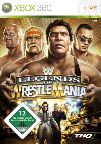 WWE - Legends of Wrestlemania (Wwe-info)