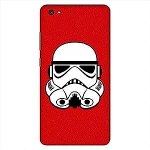 Mobo Monkey Designer Printed Back Case Cover for Gionee S6 (Starwars :: Star War :: Comic :: Storm Trooper :: Darth Vader)