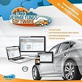 Die Autovermietungs-Software 1-Jahres-Lizenz