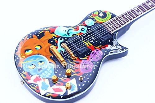 RGM114 James Hetfield Metallica Eclipse Miniaturgitarre (Decor Eclipse Home)