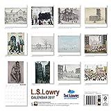 Image de The Lowry: L.S. Lowry wall calendar 2017 (Art calendar)