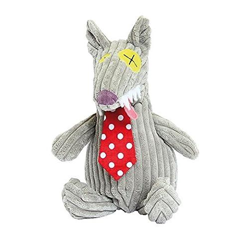 Deglingos Doudou - Les Déglingos Simply Bigbos le Loup Peluche