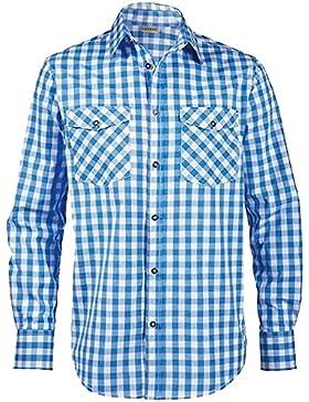 LIVERGY® Herren Trachtenhemd