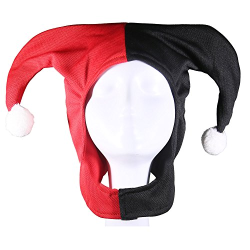 Harley Klassisch Kopfbedeckung Mütze Film Cosplay Kostüm Zubehör für Erwachsene Halloween Kleidung Merchandise ()
