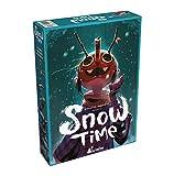 Asmodee LUID0003 - Coltello da Tavolo Snow Time