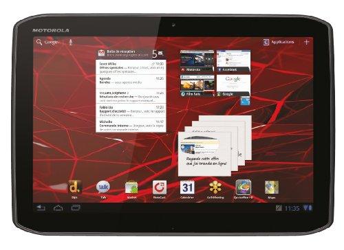 'Motorola Xoom 2Tablet PC 10,1(25.7cm) 1,2GHz Dual Core Android 3WLAN 16GB, Schwarz/Grau (Xoom Motorola)