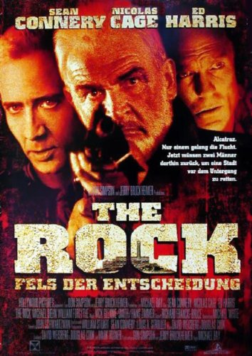 The Rock - Fels der Entscheidung (Abenteuer Rock)