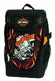 Exclusiv* Harley Davidson Rucksack Motor Schulrucksack Harley Davidson ANATOMISCH 44x30x16cmEDEL