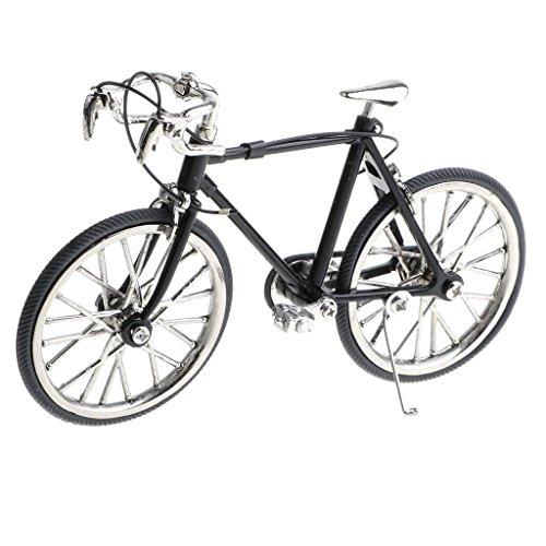 Fenteer 1:10 Skala Diecast Fahrrad Bike Rennrad Verkehrsmittel Modell - # 6 (Bike-skala)