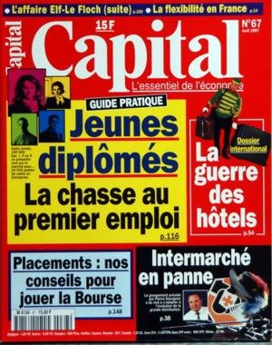 CAPITAL N? 67 du 01-04-1997 PLACEMENTS - NOS CONSE...