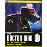 Doctor Who: K-9 Light-and-Sound Figurine and Illustrated Book
