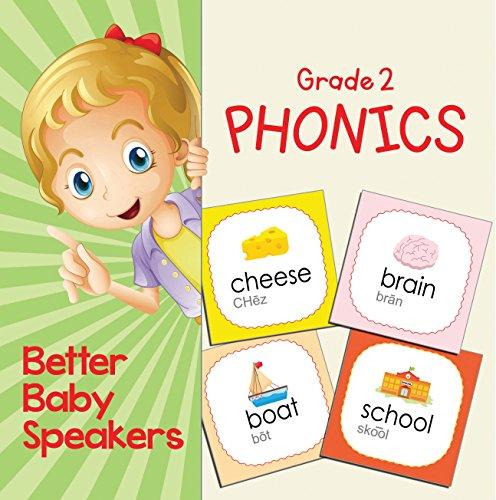 Set Scholastic 1 Level (Grade 2 Phonics: Better Baby Speakers: 2nd Grade Books Reading Aloud Edition (Children's Beginner Readers Books))