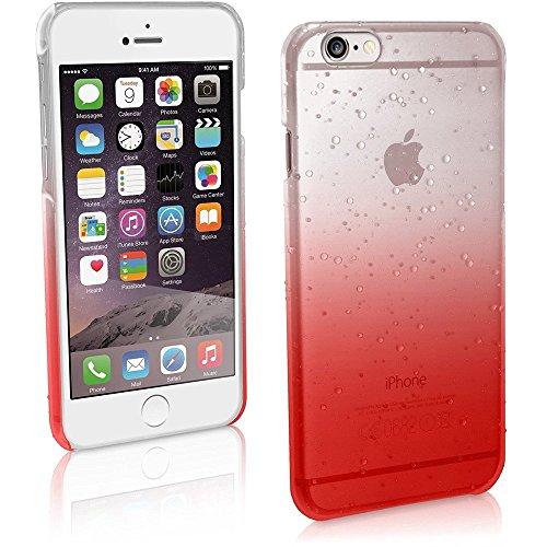 sunroyalr-para-apple-7-47-funda-tpu-suave-gotas-de-lluvia-carcasa-para-apple-iphone-7-47-transparent