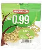 Pinoli sgusciati Noberasco 0,99  -confezione scorta da 12 pacchetti da 15g