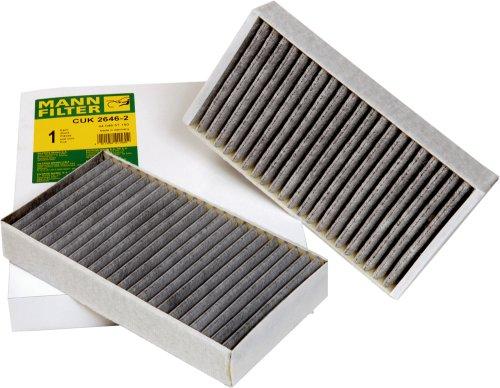 Mann Filter CUK26462 Innenraumfilter
