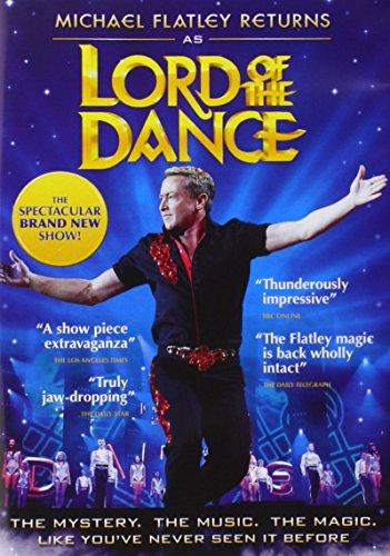 Michael Flatley Returns As Lord Of The Dance [DVD] [UK Import]