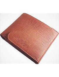 Top Grain Leather Bi Fold Wallet For Men (Triple Fold)