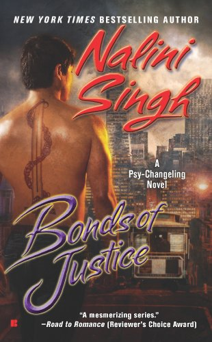 Bonds of Justice (Psy/Changeling Series Book 8) (English Edition) Psy Changeling Serie