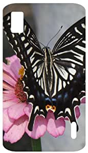 YourStyleCreations Butterfly Back Cover Case For LG Google Nexus 4 E960 (Multi-Color)